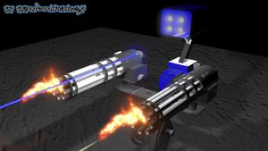 Team Fortress Sentry Gun Remade