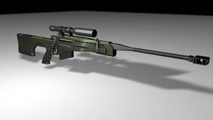Bolt Action Sniper For Shadow Strike for DSP games