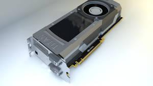 GTX Titan Case Remodel (8K Render Coming soon)