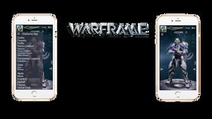 Warframe App Concept art