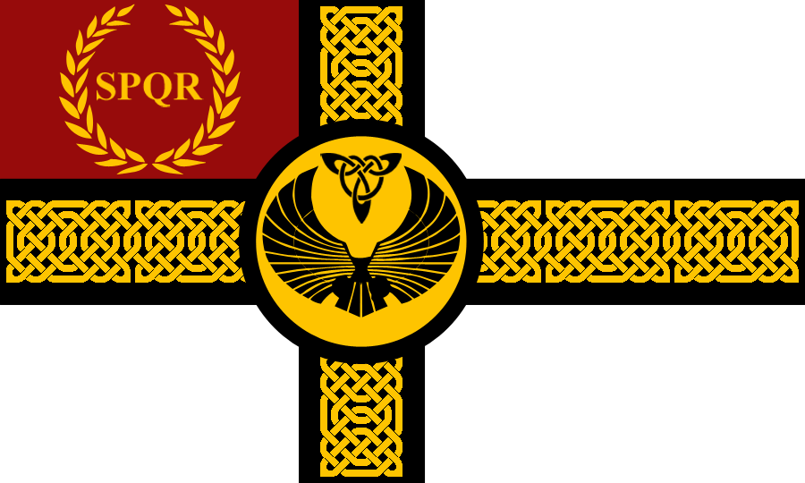 Roman Naval Ensign by 1Wyrmshadow1