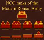 Roman NCO Ranks
