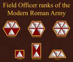 Roman Officer Ranks