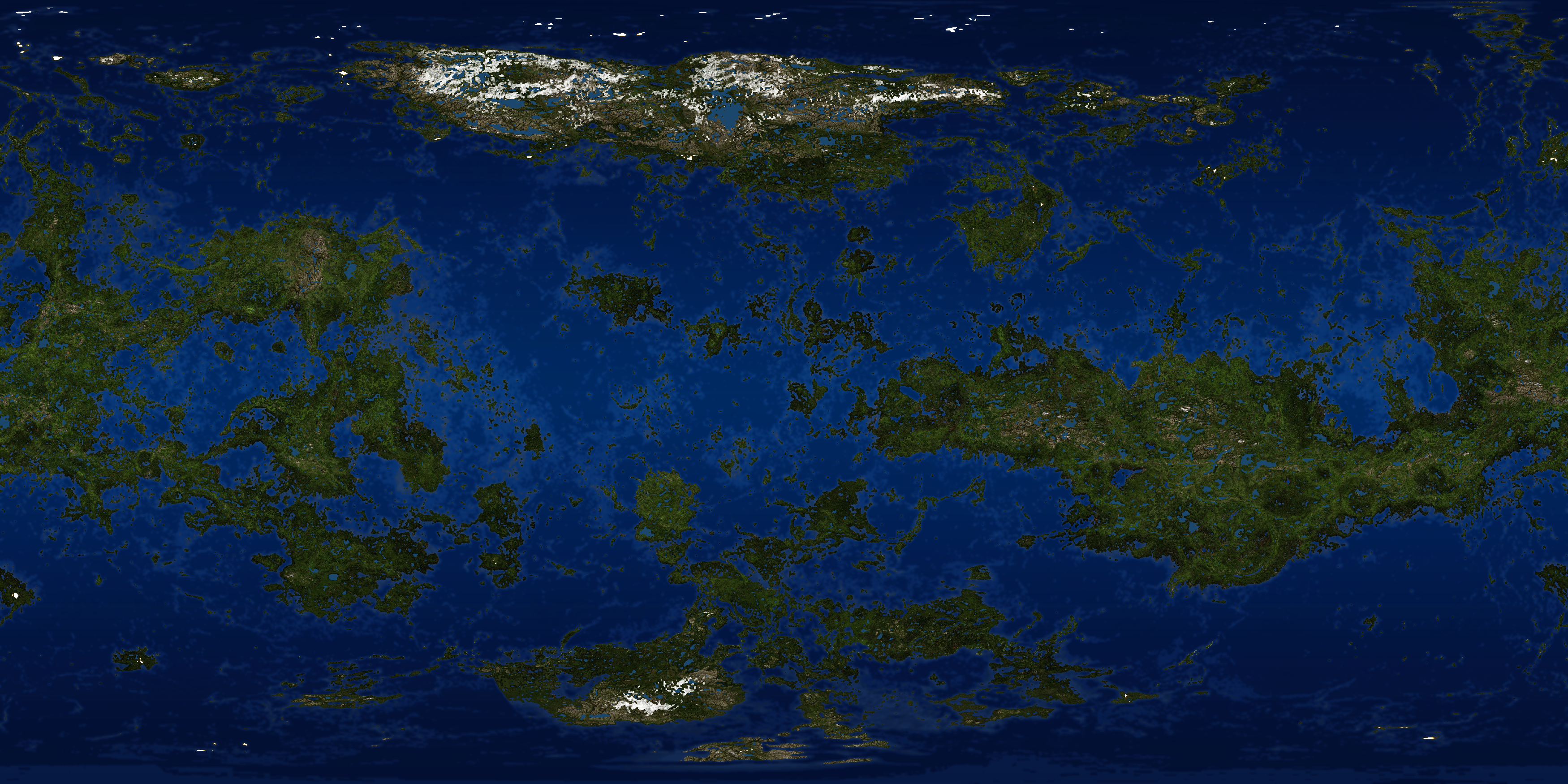 Venus Terraformed by 1Wyrmshadow1 on DeviantArt on map of a, map of all, map or,