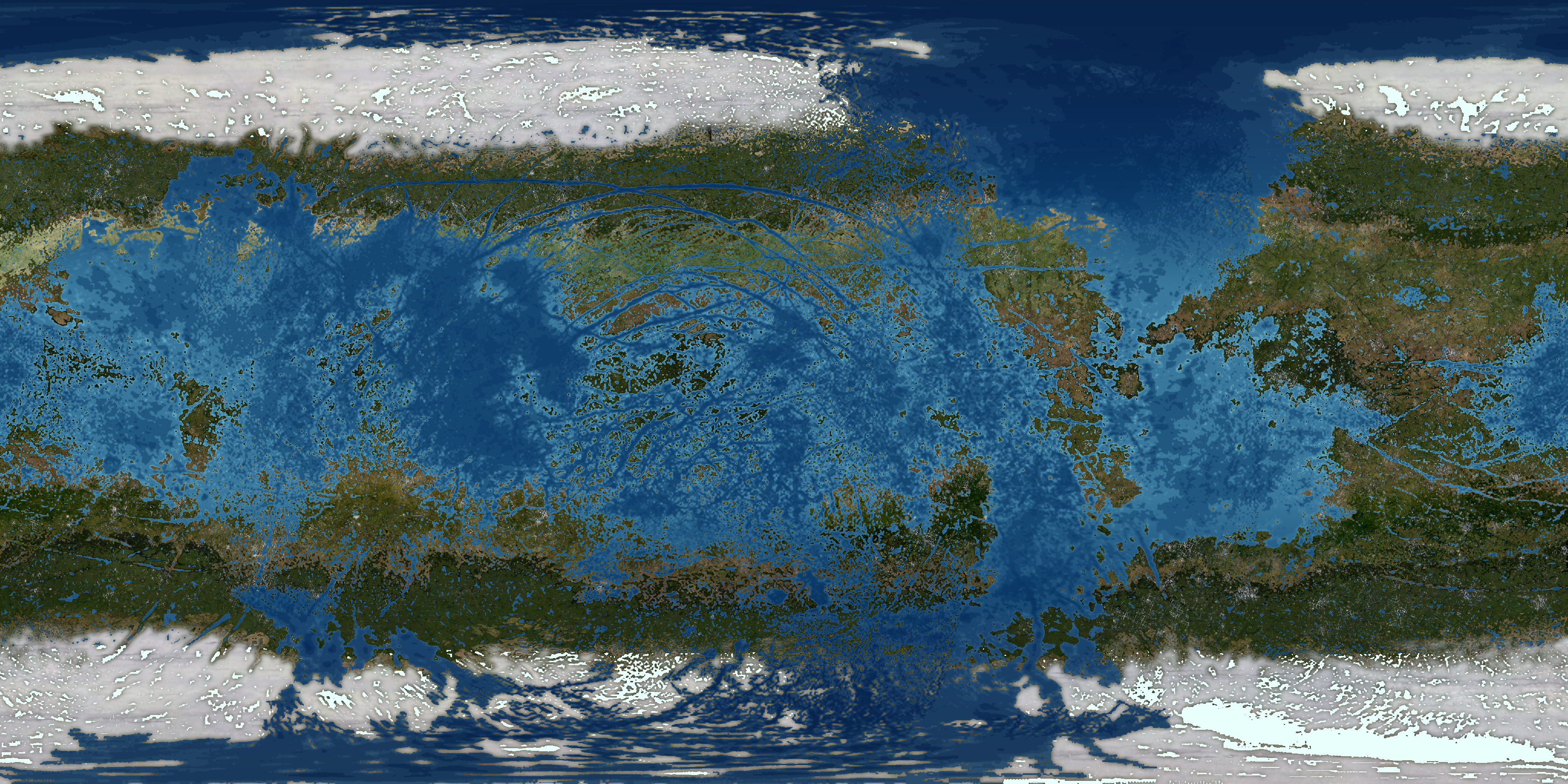 Europa Terraformed by 1Wyrmshadow1 on DeviantArt on atmosphere on pluto, illustrations of pluto, journey to pluto, voyager pluto, mission to pluto, who discovered pluto, color of pluto, viva la pluto, god of pluto, google pluto, sun pluto, dwarf planet poor pluto, size of pluto, hydra moon of pluto, temperature on pluto, space pluto, symbol of pluto, everything about pluto, information about pluto, the word pluto,