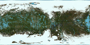Iapetus terraformed