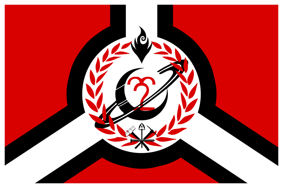 Hyperion Flag by 1Wyrmshadow1