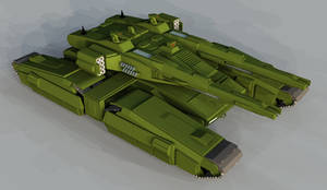 Centaur Main Battle Tank
