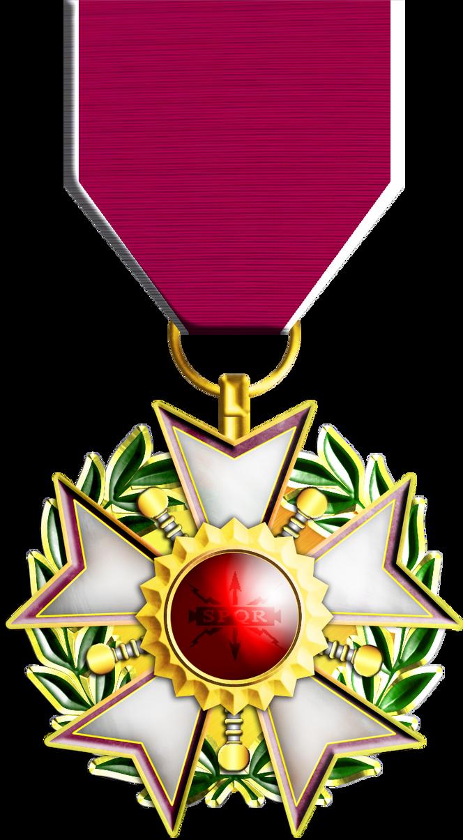 Legionnaire of Merit Medal by 1Wyrmshadow1