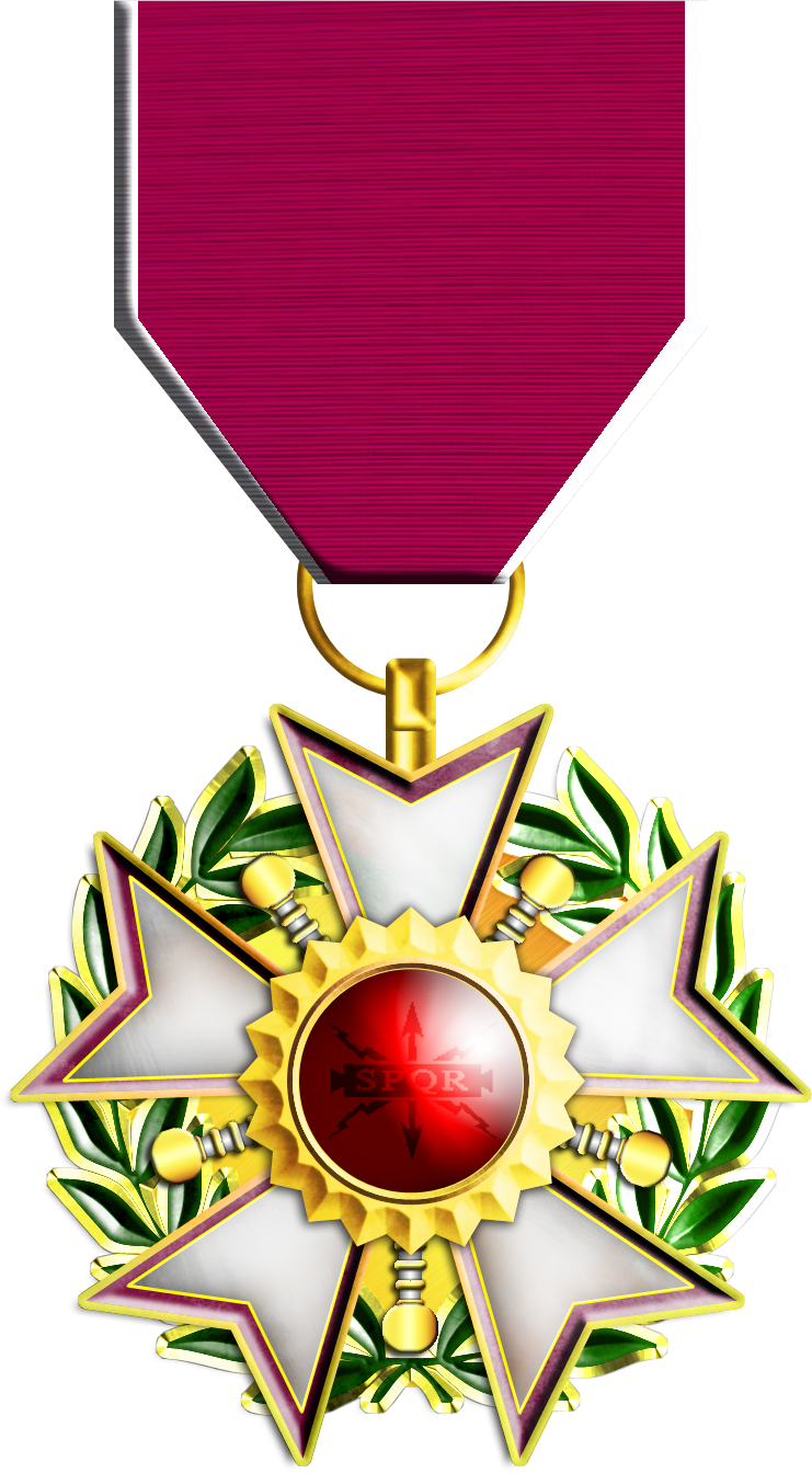 Legionnaire of Merit Medal by 1Wyrmshadow1