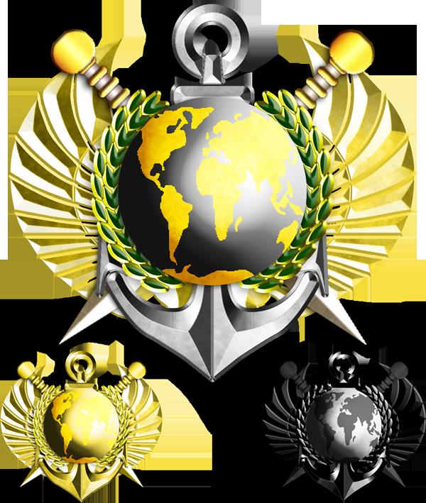 Roman Marine Corps Emblem by 1Wyrmshadow1