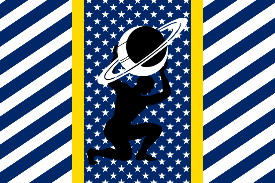 Atlas Flag by 1Wyrmshadow1