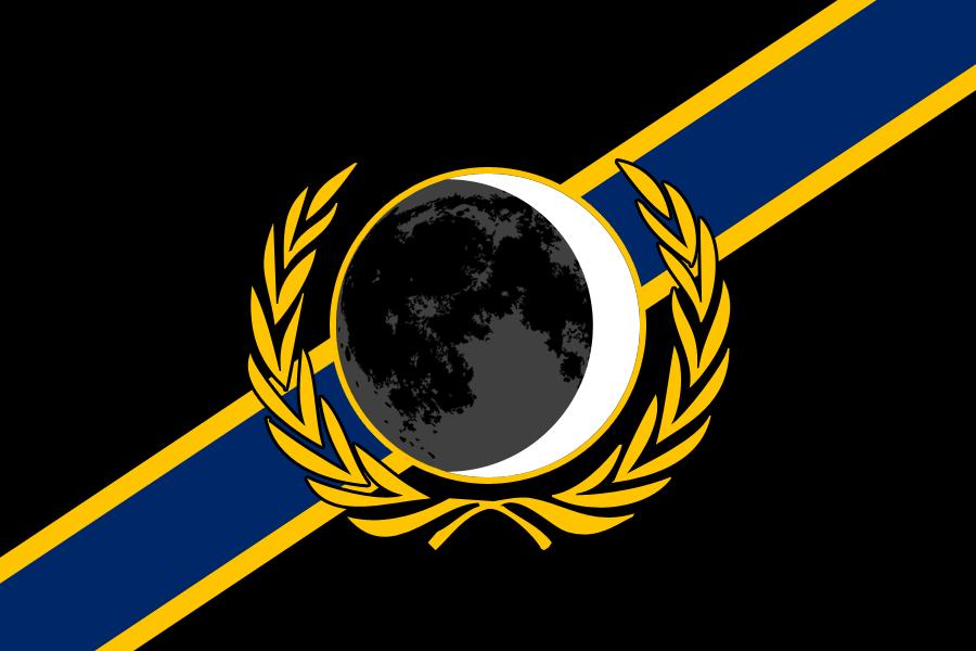 Luna Flag by 1Wyrmshadow1