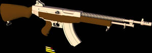 Apollo Assault Rifle