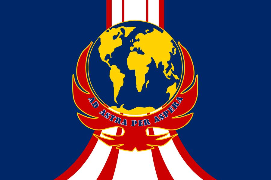 Reborn Earth Flag by 1Wyrmshadow1