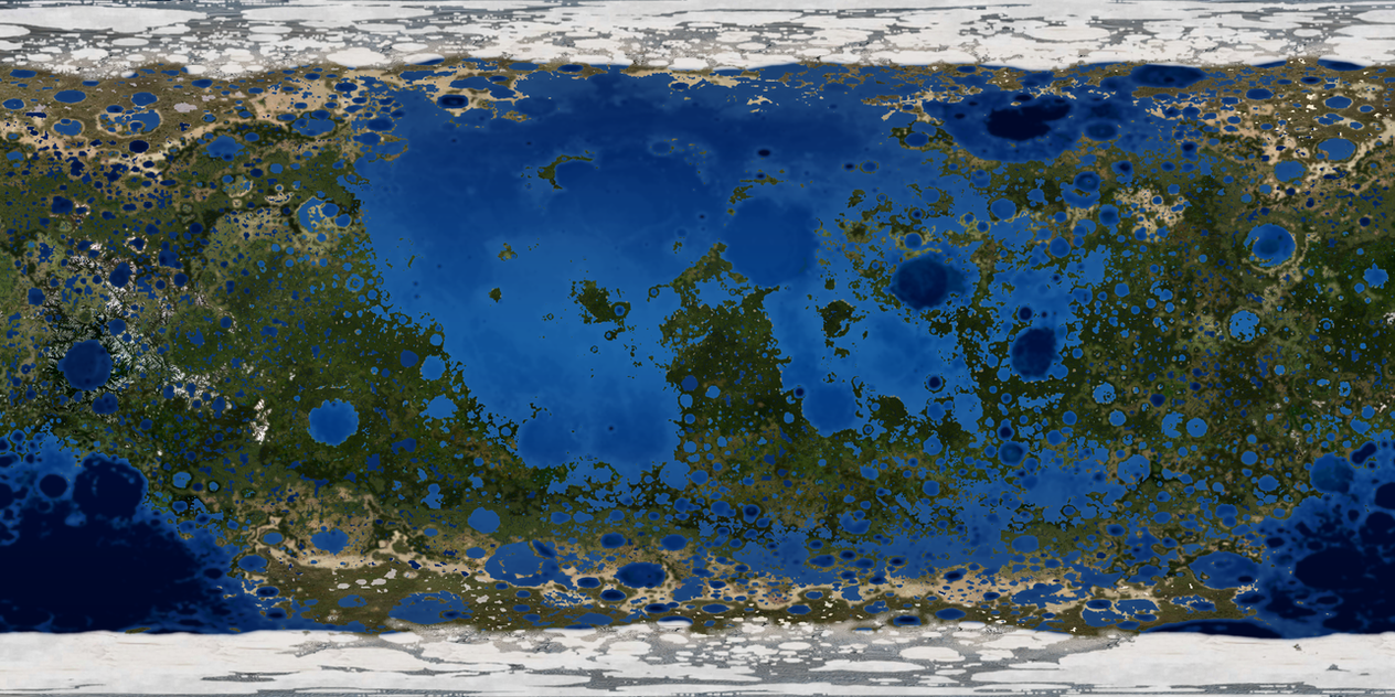 Moon Terraformed, V2.1 by 1Wyrmshadow1