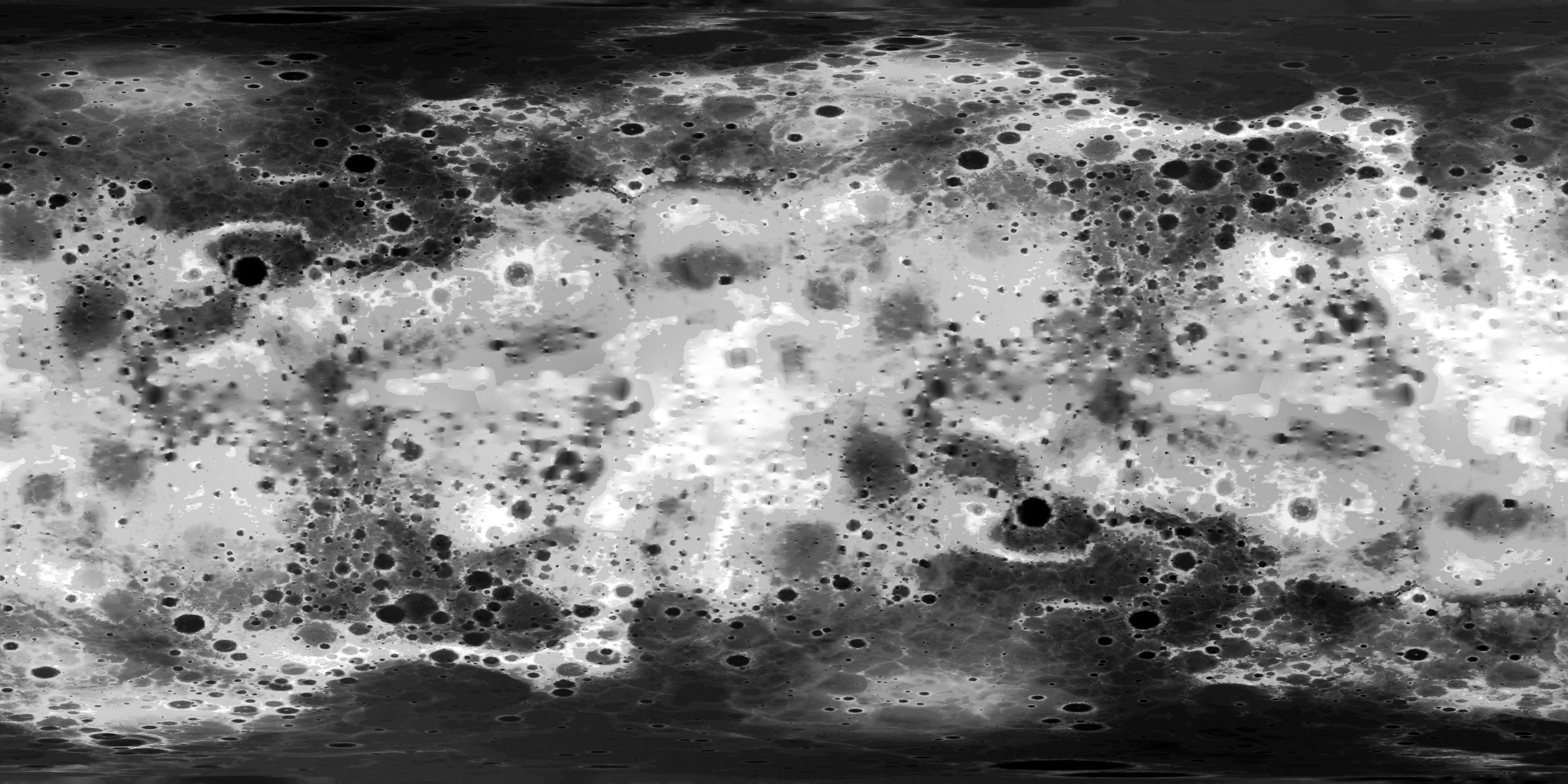 NASAs Mercury Topographic Map Was Inadequate So I Fixed It - Nasa topographic map