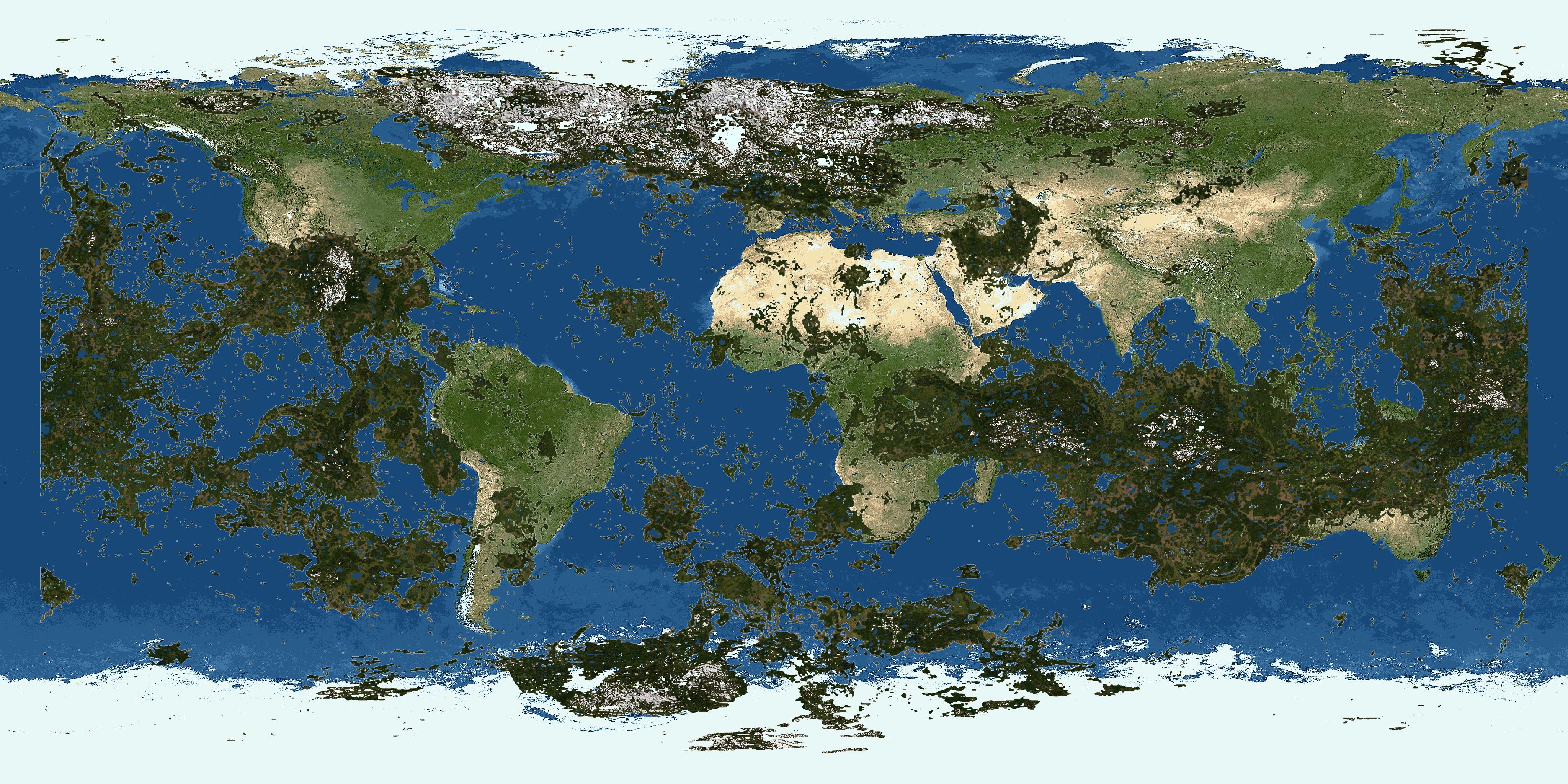 Earth vs. Venus by 1Wyrmshadow1 on DeviantArt