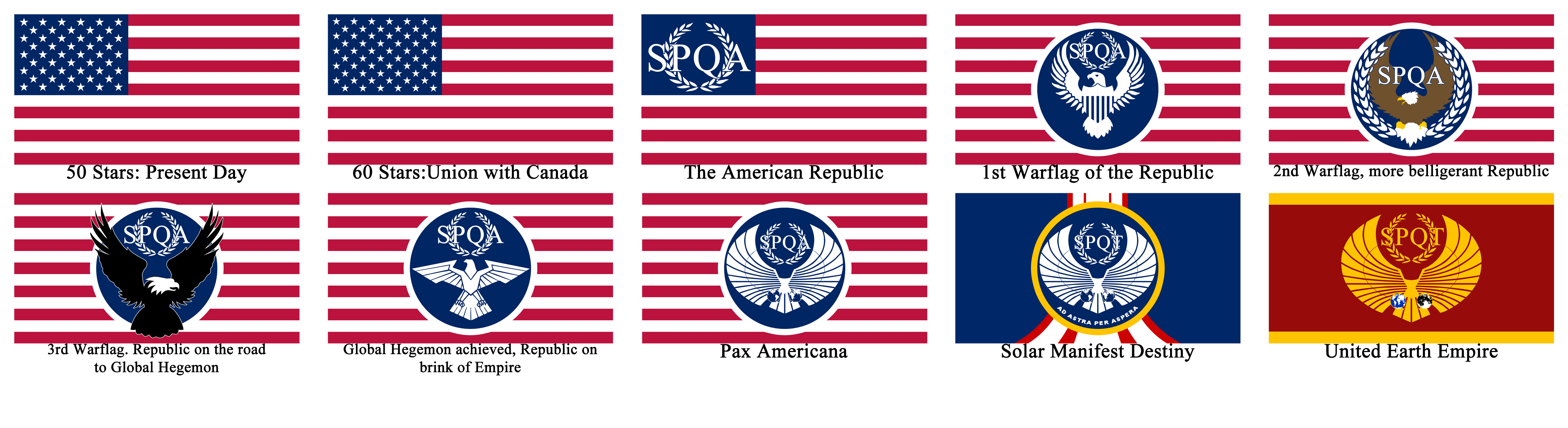 American Empire Group 22