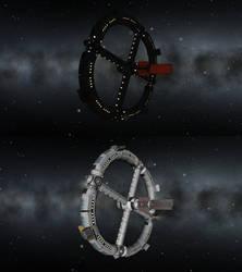 Space Hilton in KSP by 1Wyrmshadow1