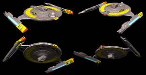 Terran Empire Burke class escort