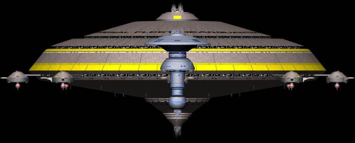 Terran HQ vs Spacedock comparison