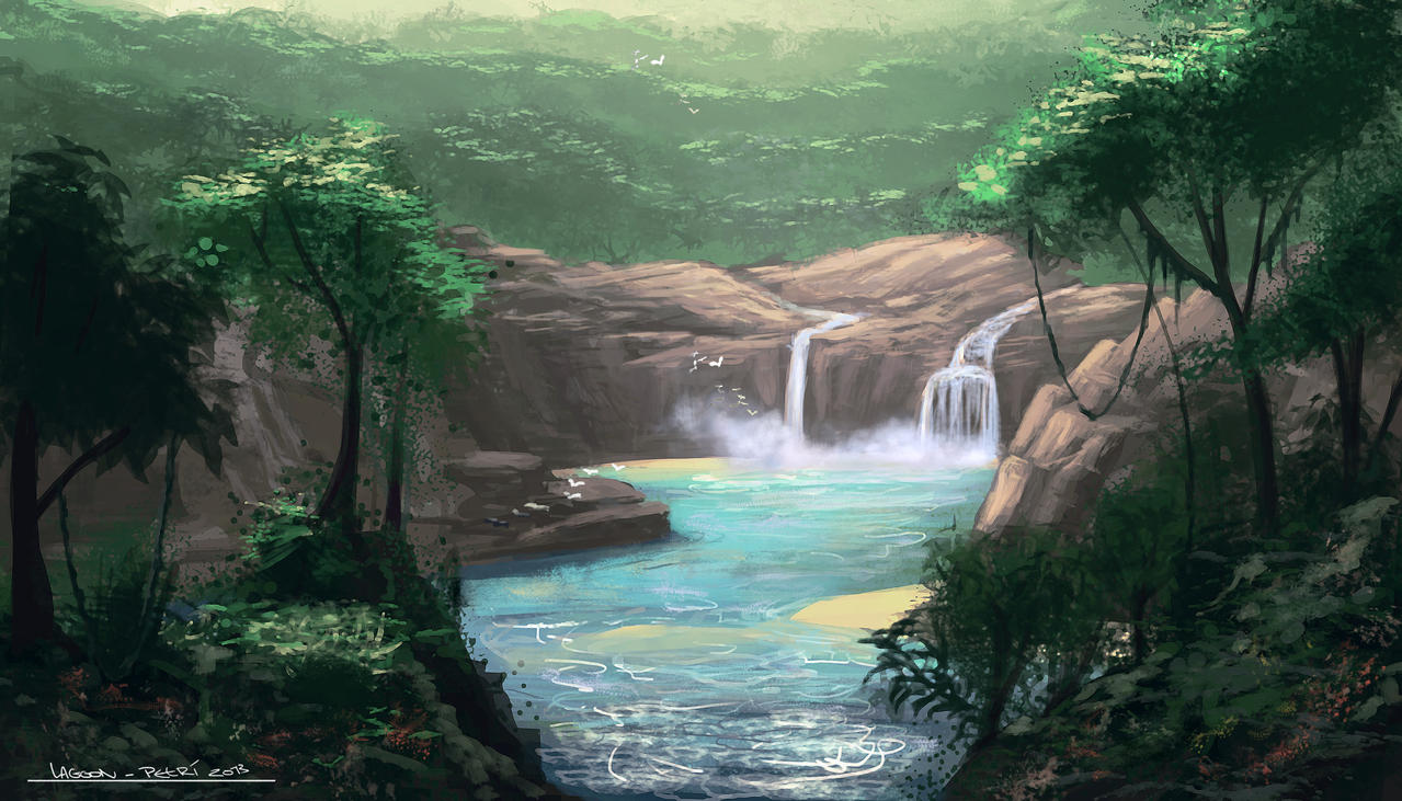 Lagoon by HetNoodlot