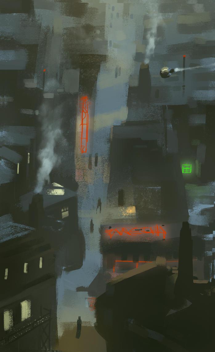 Sdj City by HetNoodlot