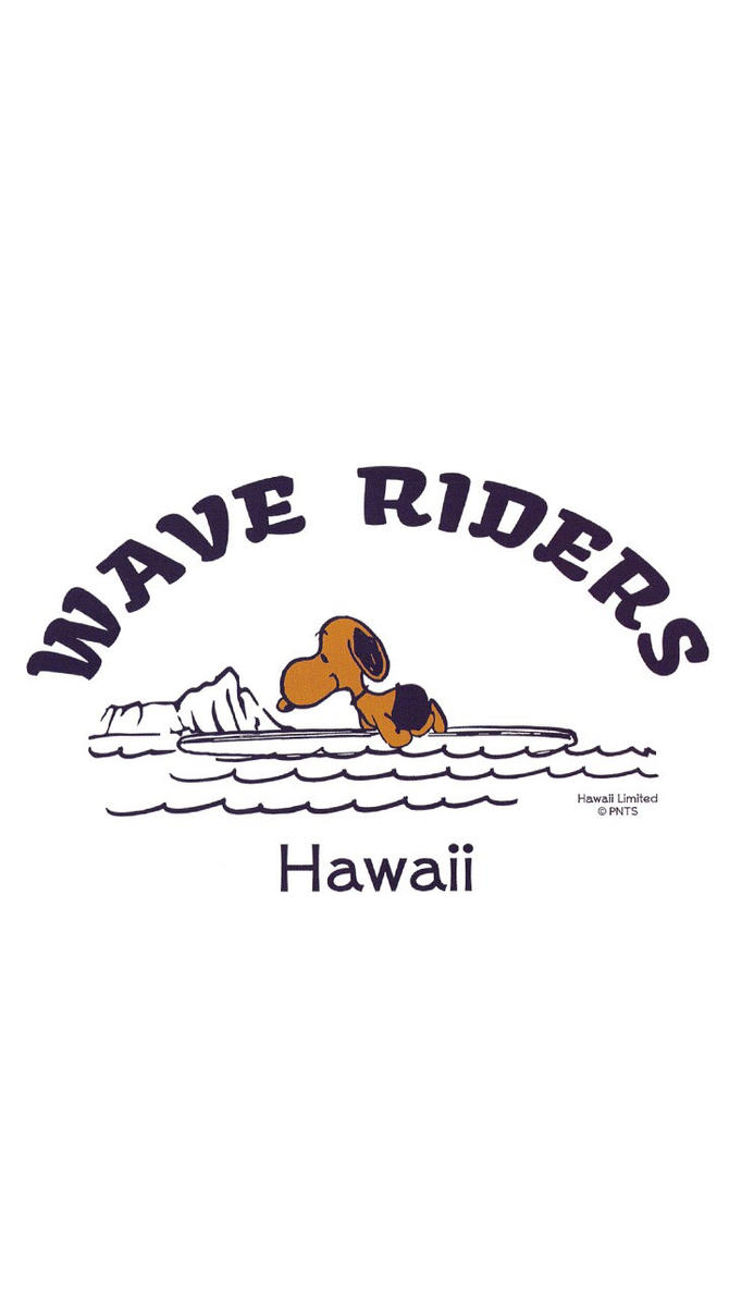 snoopy hawaii wave riders iphone wallpaperpossibility8 on deviantart