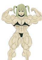 Misa Amane Muscle Growth by N0DUS