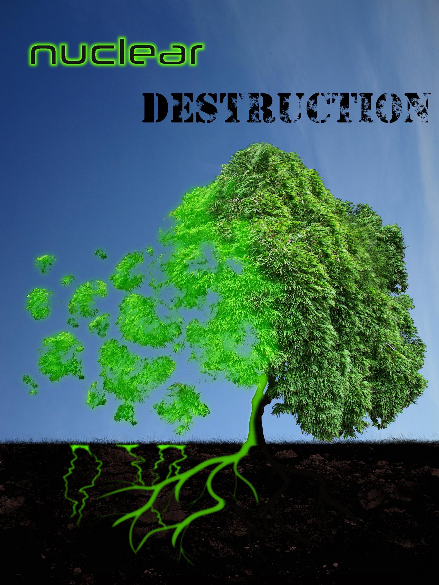 Nuclear Destruction by QuecksilberRose
