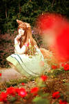Spice and Wolf: Red Flower