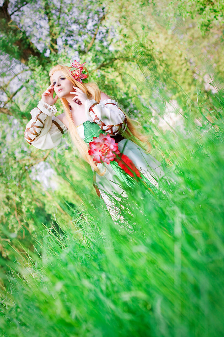 Children of Mana ~ Tess III by e-l-y-n-n on DeviantArt