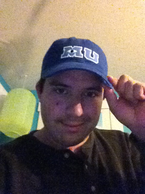 My Monsters University Cap by BenJJedi