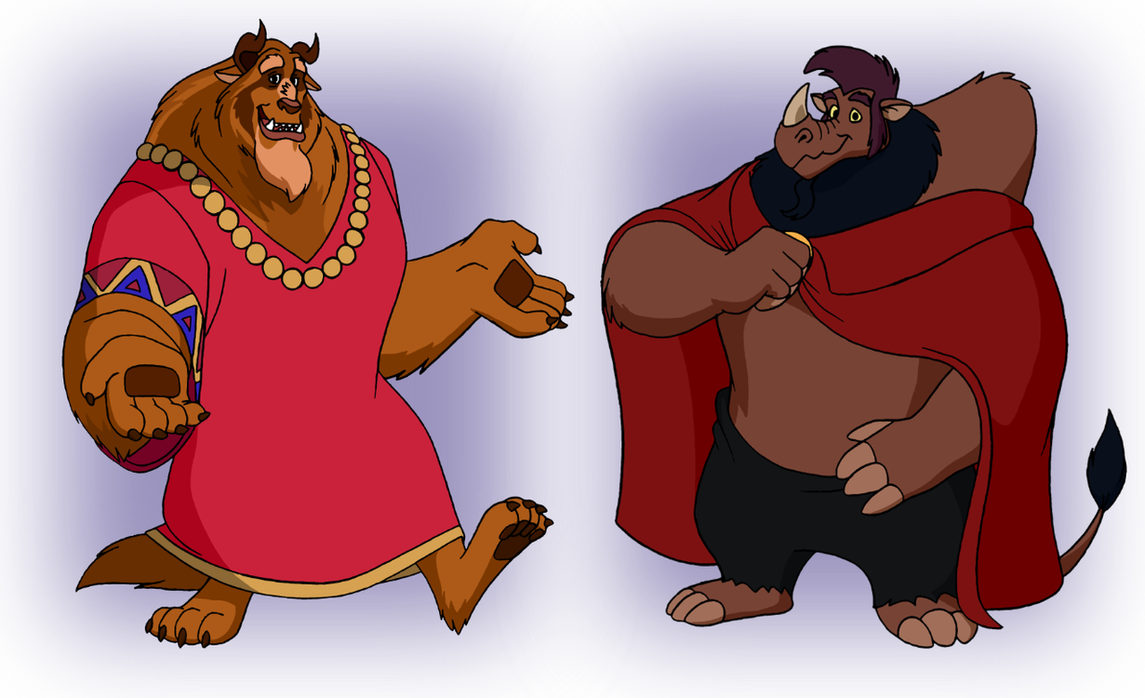Prince Koro and Adam Wardrobe Swap by BenJJedi