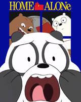 Panda is Home Alone by BenJJedi