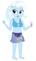 Trixie's Summer Outfit