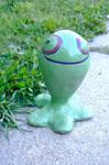 Ceramic ChuChu from Wind Waker