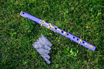 Master Sword flute #2 and the Oot Panflute