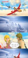Flying in the Poisson sky by dekuNukem