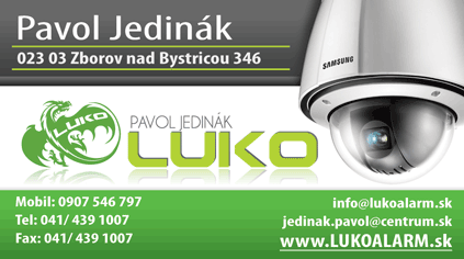 LUKO - Security BCard by daddy11