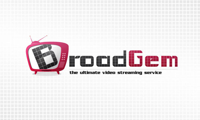 Broadgem - Streaming Service Logo
