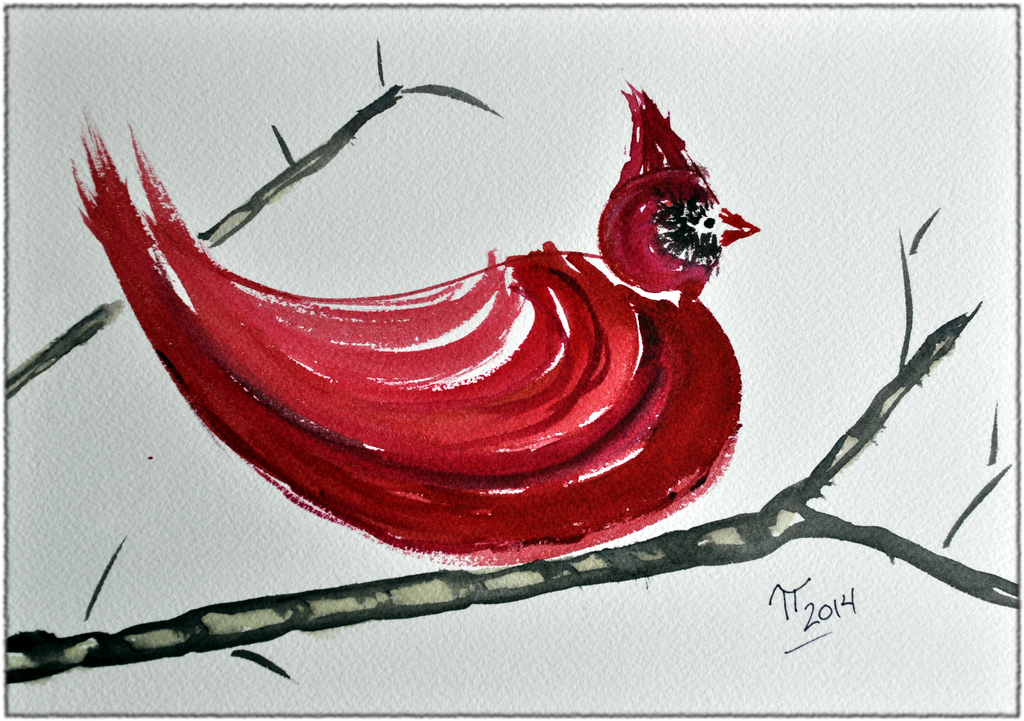 .: Cardinal :. by muridaee