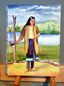 Native Dress - WIP