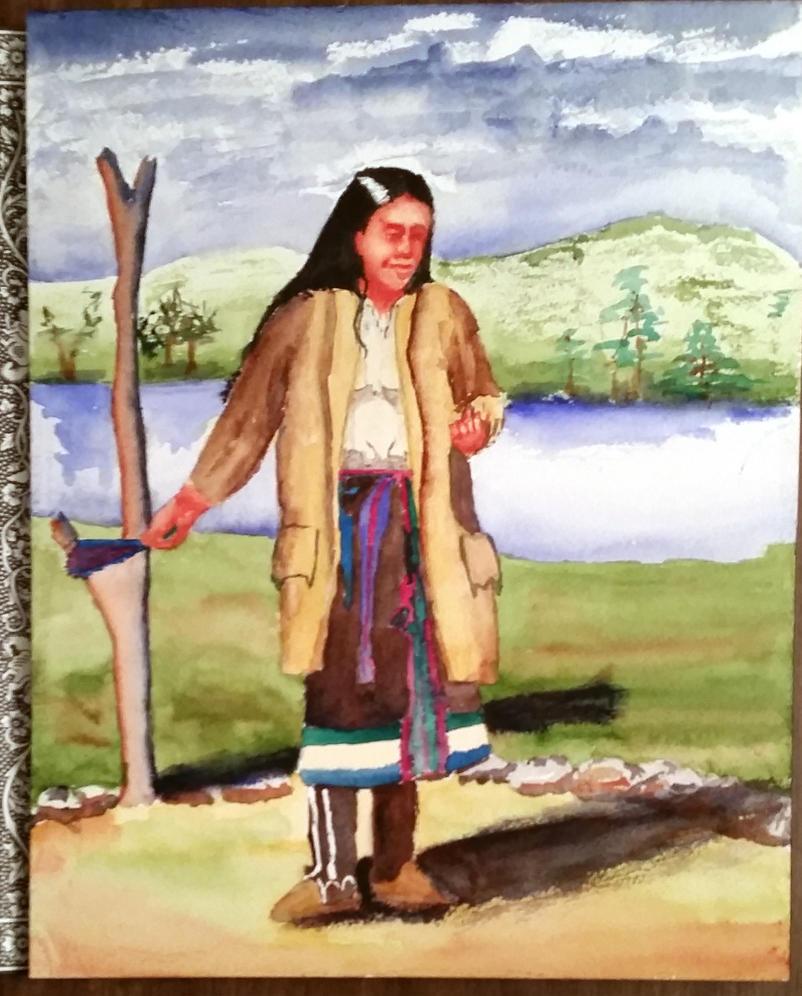 Native Dress by muridaee