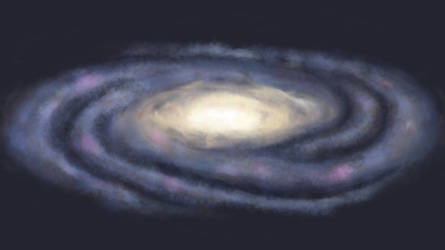 Galaxy by Marschalka