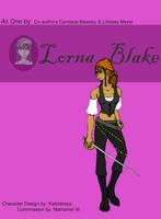 Lorna Blake Commission by Illustriation