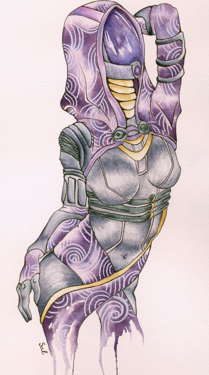 Tali by CuriousCanvas
