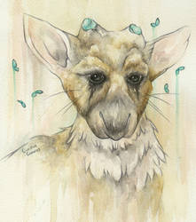 Trico by CuriousCanvas