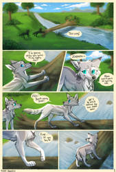 Comic Test Page by Silver-Zeppelin